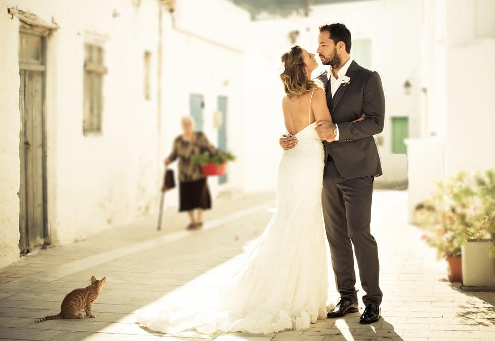Wedding in Paros/ Greece