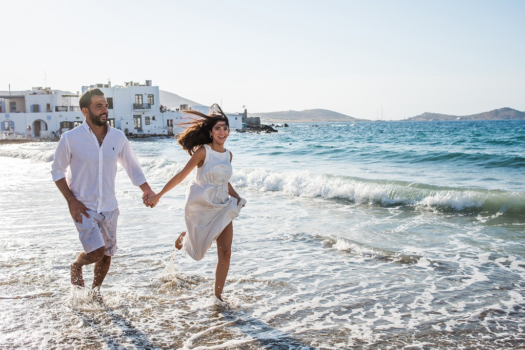 Paros wedding photography