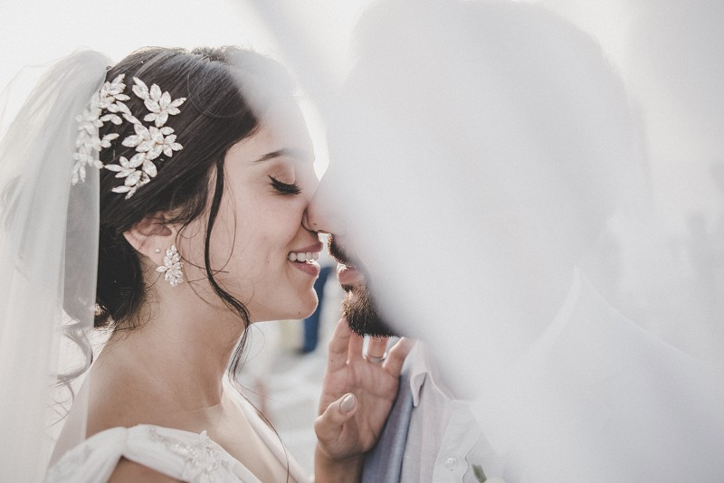 Orthodox wedding in Paros