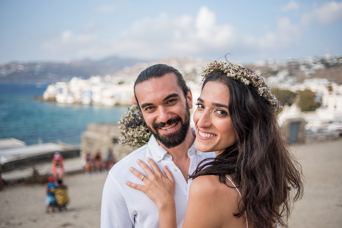 3 mykonos weddings