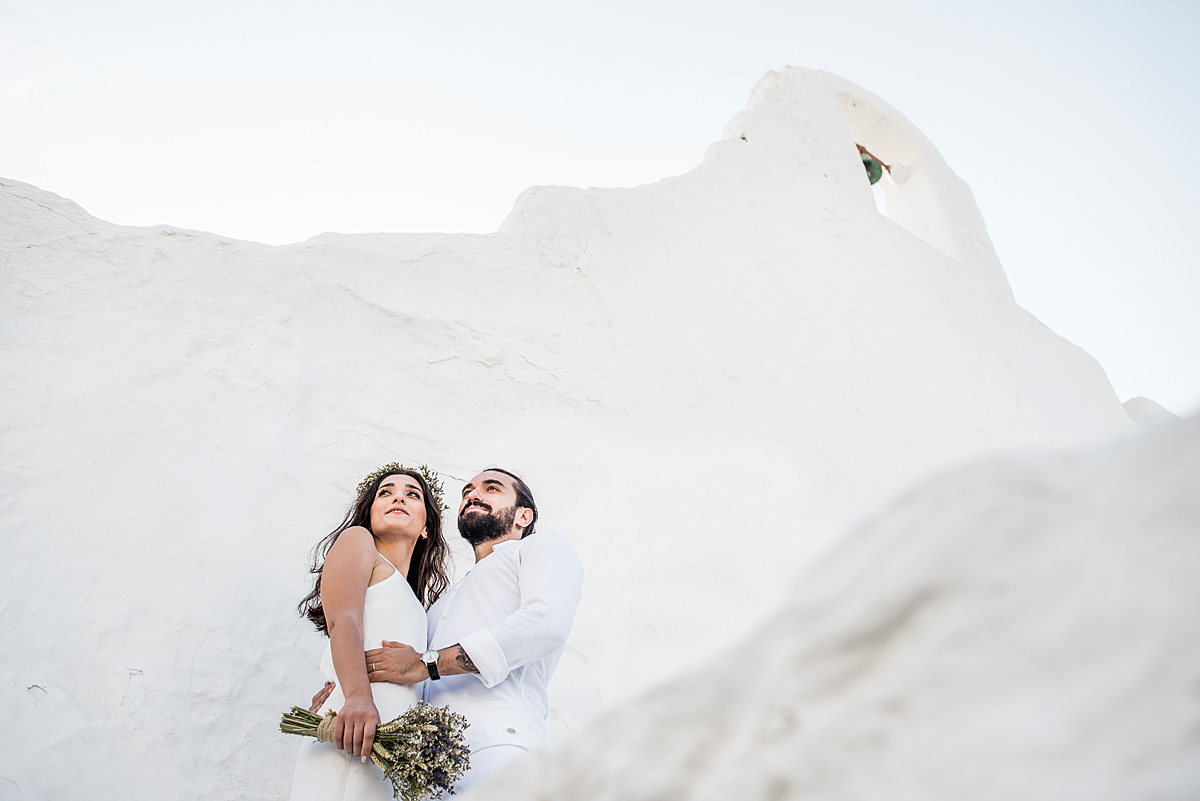 8 Mykonos wedding photographer