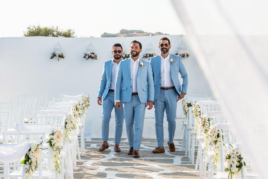 wedding photography in Paros